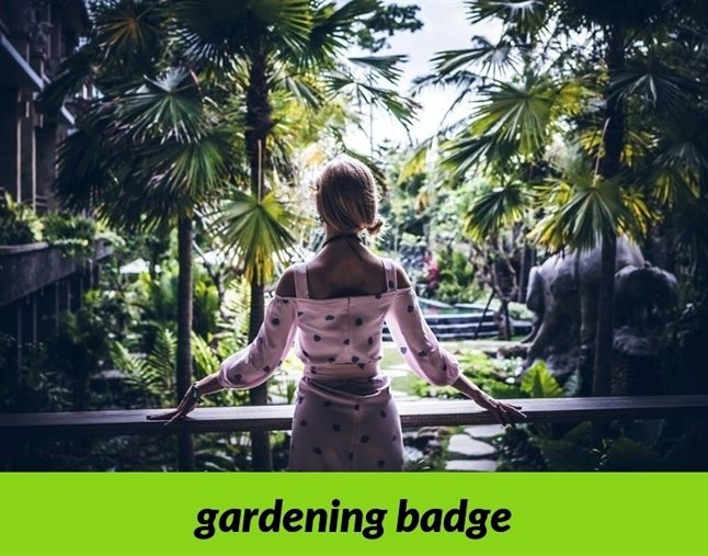 gardening badge_109_20180915175157_53 garden decorative