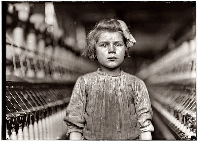 A History of Child Labor
