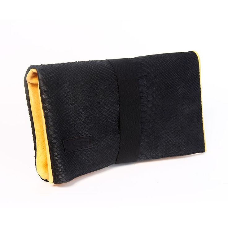 Leather Zip Around Wallet - Cobra by VIDA VIDA dRJpuVLu