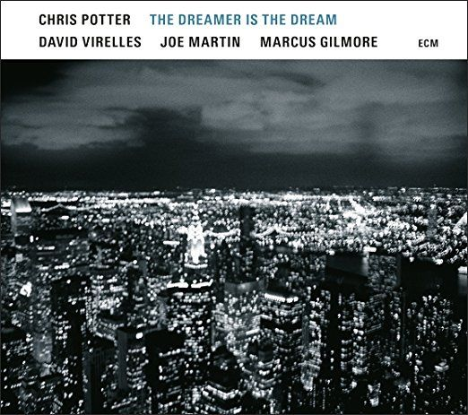 For his third ECM release as a leader Chris Potter presents a new acoustic quartet that naturally blends melodic rhapsody with rhythmic muscle. The group includes superlative musicians well known to followers of ECM s many recordings from New York over the past decade: keyboardist David Virelles bassist Joe Martin and drummer Marcus Gilmore who each shine in addition to the leader on multiple horns. The Dreamer Is the Dream features Potter on tenor saxophone the instrument that has made him…