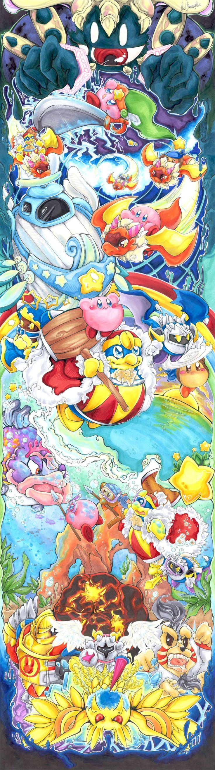 Return To Dreamland Wallscroll by HisuiVirus.deviantart.com on @deviantART
