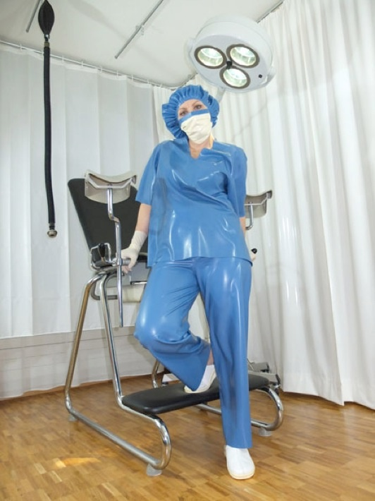 Surgical Suit from Superliquid: Latex Nurse, Rubber Leather, Surgical Suits, Latex Costumes, Jer Rubberworld, Rubber Clinic, Latex Nun, Latex Fetish, Enfrmr