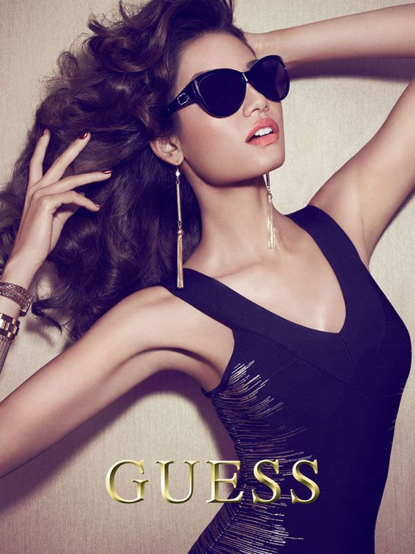 Guess Accessories Offers High Gloss Style For Its Fall 2012 Campaign By Claudia Ralf Pulmanns