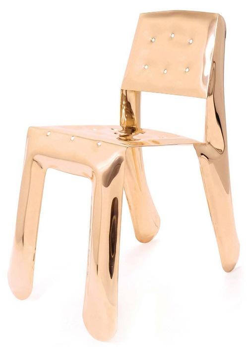 Chippensteel 0.5 chair: Designed by Oskar Zieta