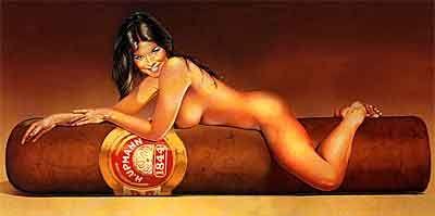 Smokes On Burdick - Kalamazoo Cigars