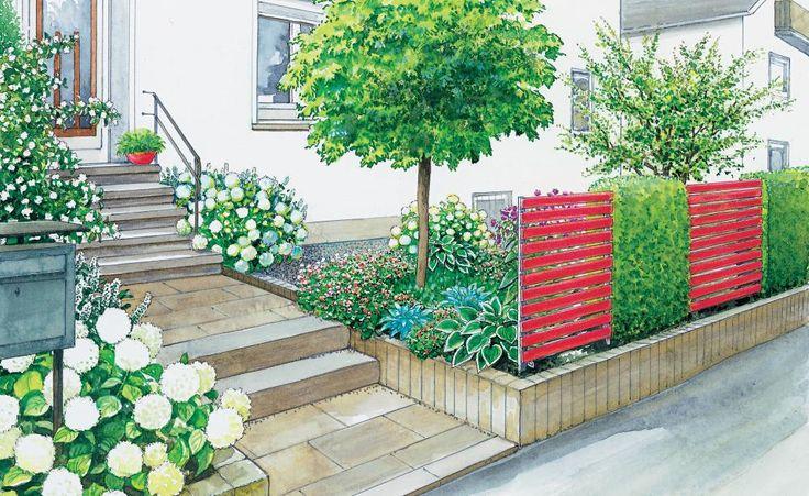 7 best gartenidee n images on Pinterest Backyard, Balcony and Garden