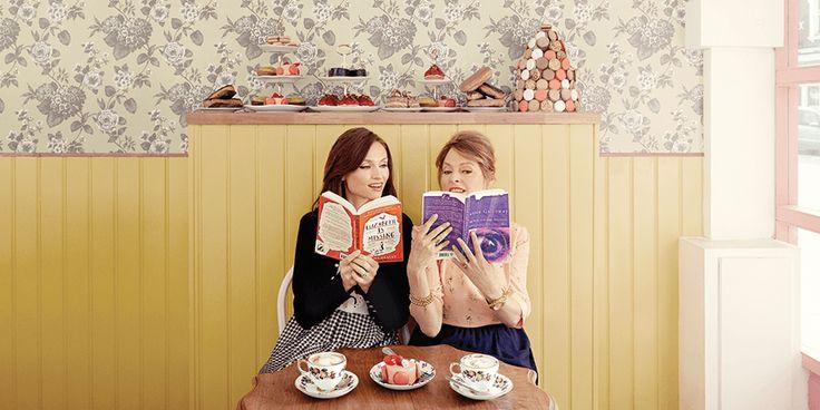 BAILEYS Women's Prize for Fiction » Sophie Ellis Bextor & Janet Ellis