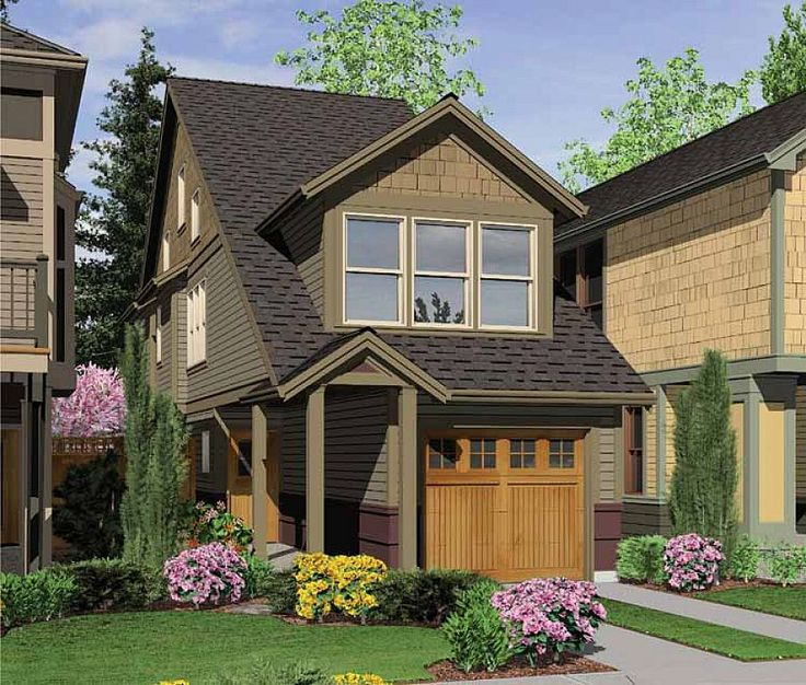 Exterior Small Home Design Ideas: Unique Small Bungalow House Plans