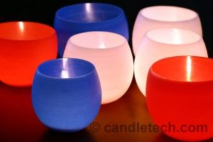 Water Balloon Luminaries - Candle Making Techniques