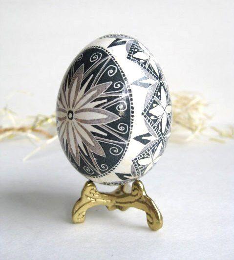 Pysanka Ukrainian Easter Egg