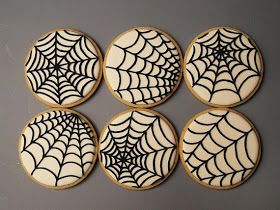 SweetAmbs: Halloween Cookies