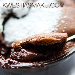 Pudding czekoladowy - Przepis