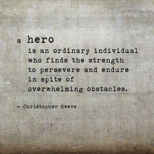 The Definition of a Hero: Definition Essay - 123HelpMe com