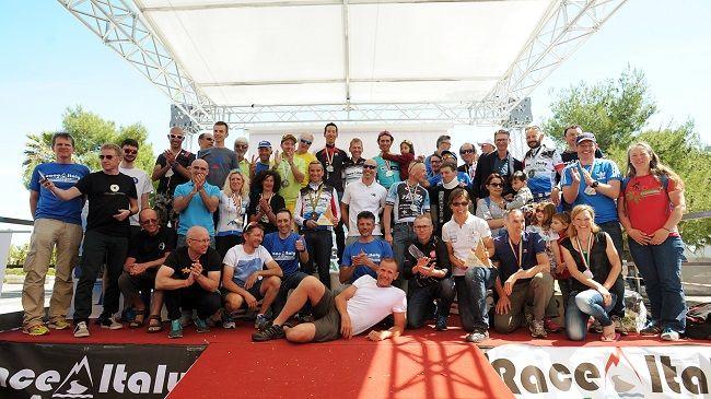 Silvi Race Across Italy: Rainer Steinberg conquista la quinta edizione