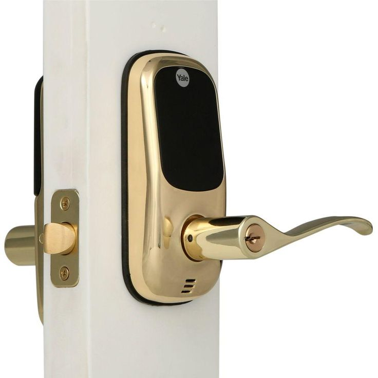 Yale Door Knob Lock Set