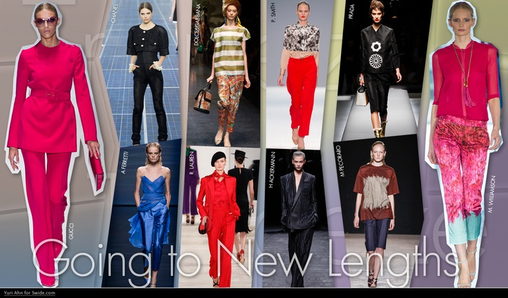 19 Best Fashion Trends Spring 2013 Women Images On