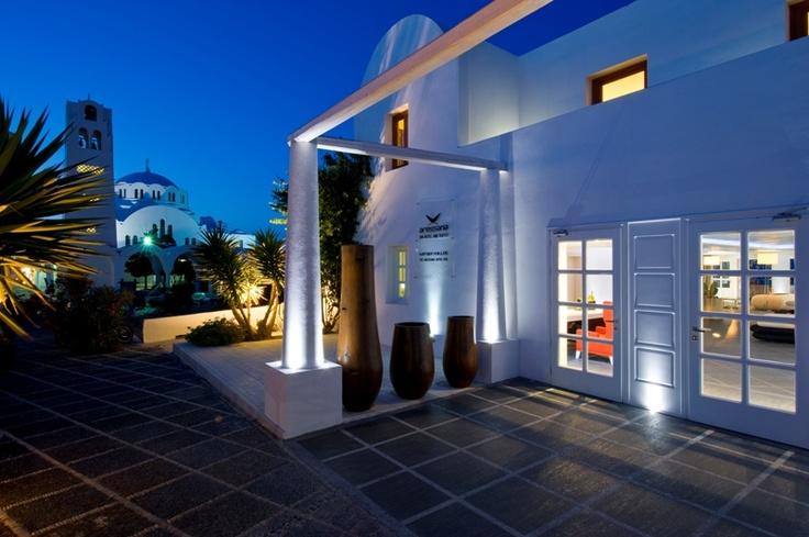 .Aressana Spa % Suites, Santorini