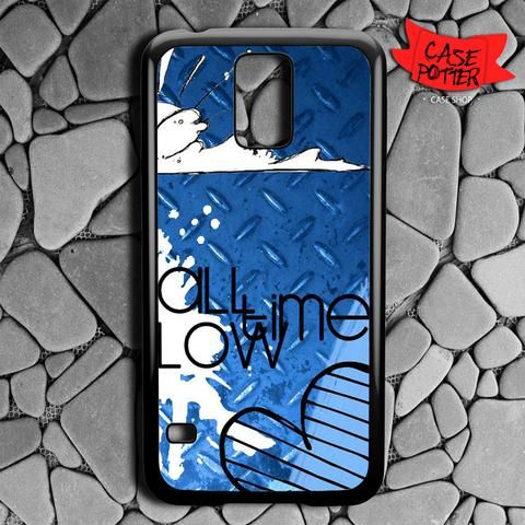 All Time Low Art Samsung Galaxy S5 Black Case