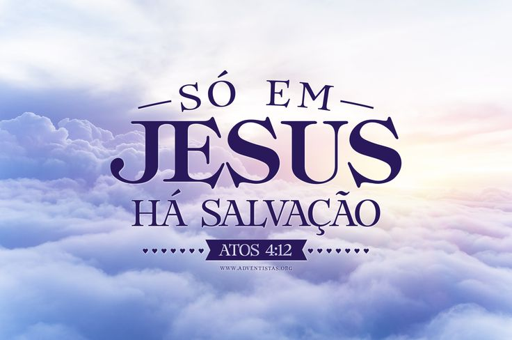 #salvação