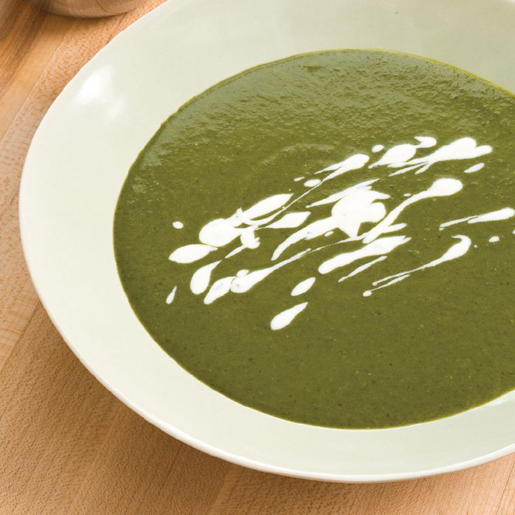 Americas Test Kitchen Super Green Soup