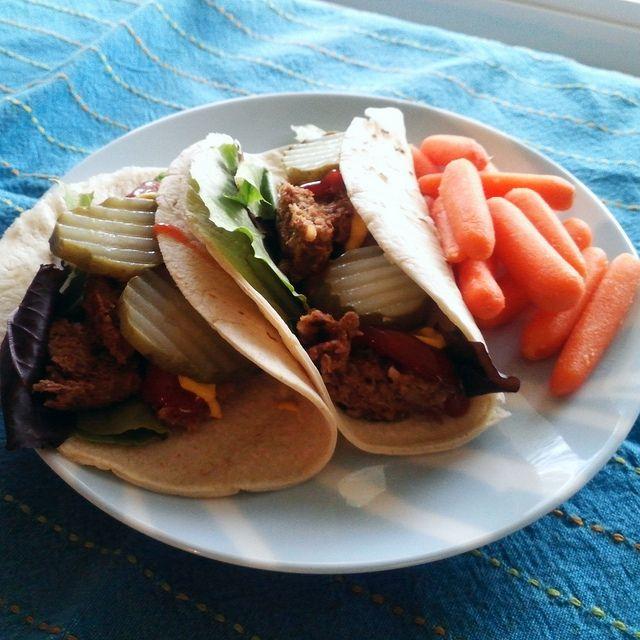 one week Taco Cleanse plan
