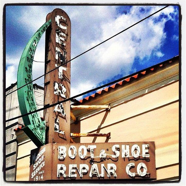 Shoe Repair Shop San Antonio Texas
