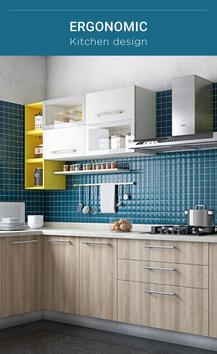 Modular kitchen design why the golden triangle is important