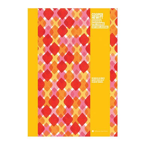 Design Patterns Journals | SHOP Cooper Hewitt | $13.99 #girard