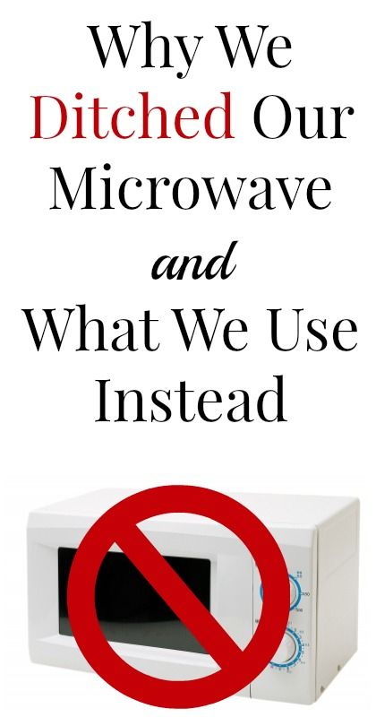 Life Without a Microwave pin
