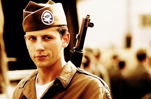 Ross McCall as Joseph Liebgott in Band of Brothers