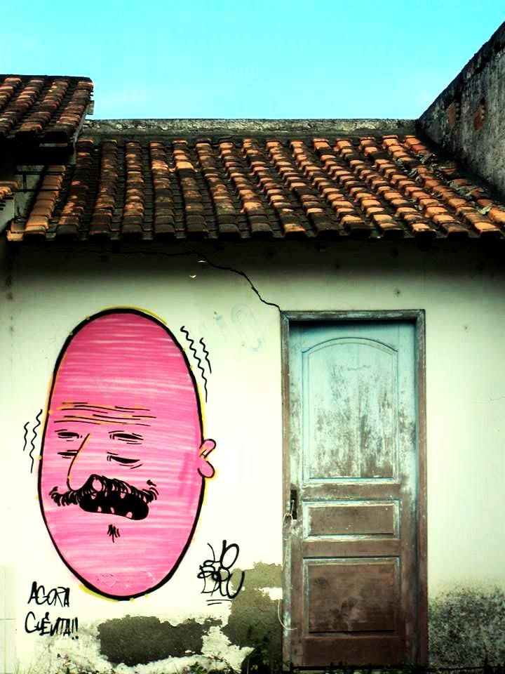 NOBRUllSHIT - Bruno Vasconcelos - Nobru - www.nobrullshit.com - illustration - street art - sketchbook - painting | Niteroi - RJ - Brazil