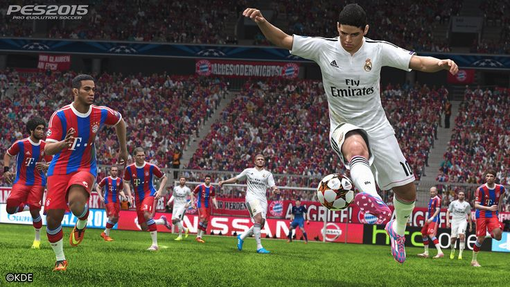 High Quality Pro Evolution Soccer 2015 Wallpaper | Full HD Pictures