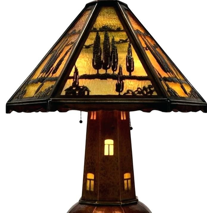 Mission Style Table Lamps Mission Style Table Lamps Target Mission