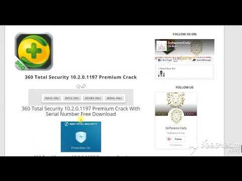 download 360 total security premium full