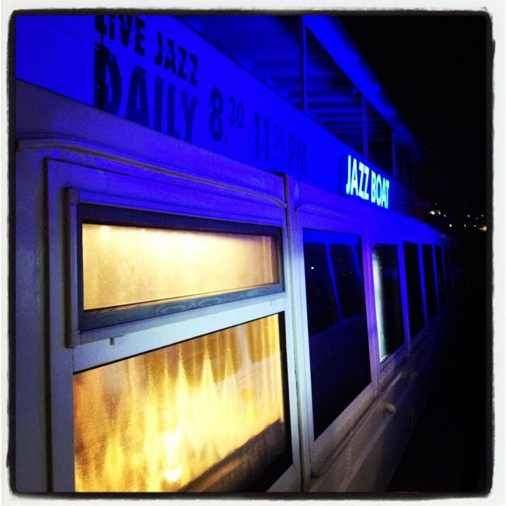Jazz Boat - Tour down Vltava River