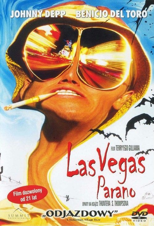 Las Vegas Parano / Fear and Loathing in Las Vegas