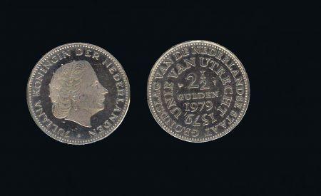 Nederland 1979 2,5 gulden Unie van Utrecht