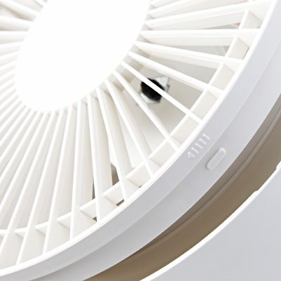サーキュレーター(低騒音ファン)・ホワイト 型番:AT‐CF18R2‐W | 無印良品ネットストア