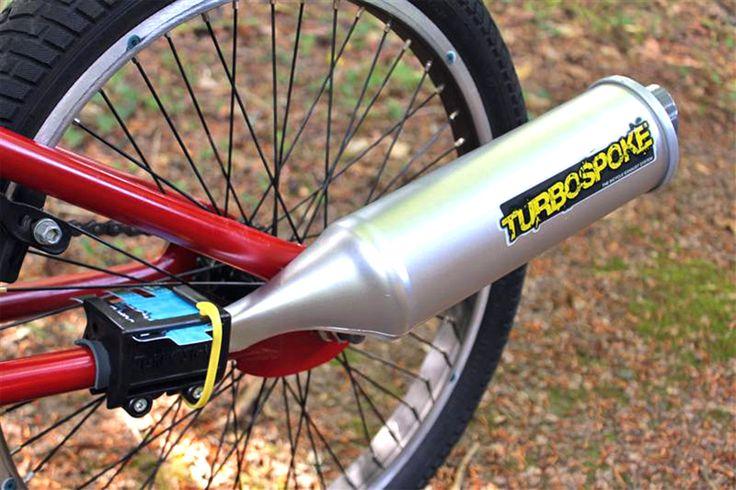 turbospoke la marmitta per la bicicletta