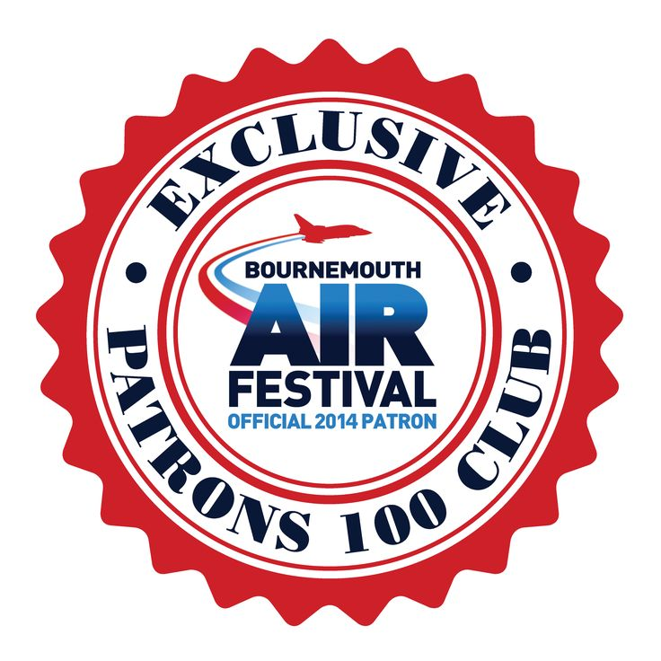 So very proud to be a member of the Bournemouth Air Show 2014 Patrons 100 Club! http://bournemouthair.co.uk #supportlocal
