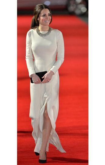 Duquesa de Cambridge em Roland Mouret
