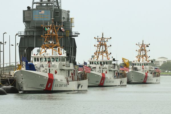 The USCG Has a Ton Of Boats | 13 Awesome Things You Didn't Know About The Coast Guard