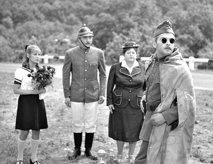 Isten hozta örnagy úr (1969) - Magyar Fotóarchívum HD