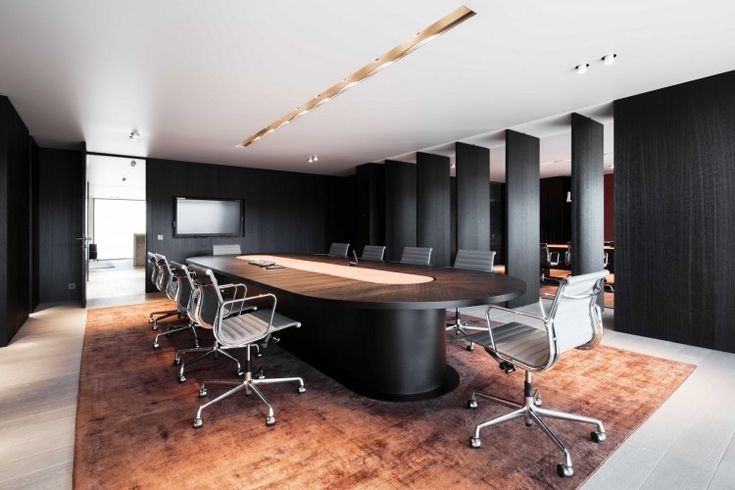 Kordekor   Innoverende interieurs    #multifunctional #meeting #room #warm #colours #interior #workspace #architecture #modular