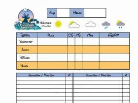 ... Trip | Pinterest | Disney, Printables and Disney Vacation Planning