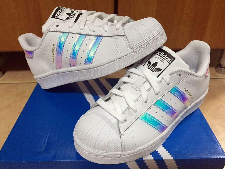 adidas superstar donna iridescent