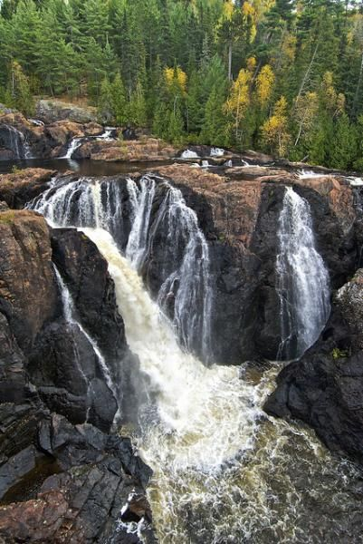 Days Out Ontario | Aubrey Falls, Sault Ste Marie, Ontario