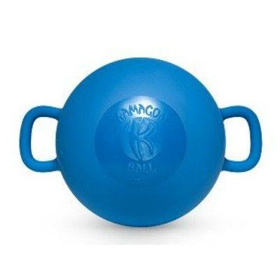"""Kamagon Ball 14""""Blauw  Description: De Kamagon Ball is uniek op het gebied van stabiliteitstraining. De Kamagon Ball (14"""") kan met water worden gevuld tot maar liefst 20 liter en maakt gebruik van hydro-inertia technology (het gebruik van water voor het creëren van een instabiele weerstand) voor het trainen met instabiliteit. Het merendeel van de huidige fitnessproducten die gebruik maken van instabiliteit worden als basis gebruikt om op te zitten staan of liggen. Daarbij werkt de…"""