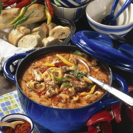 Giros-Suppe Rezept