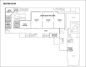 Faites vos réunions à Trois-Rivières dans l'hôtel Delta Trois-Rivieres Hotel and Conference Center